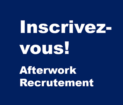 Afterwork Recrutement