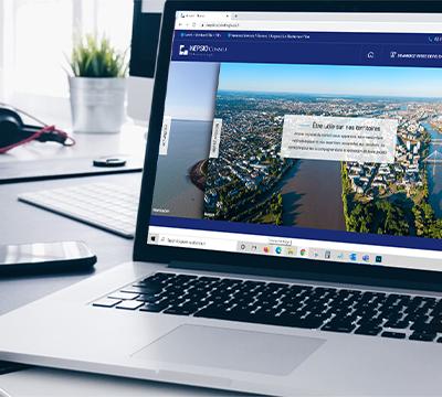 Lancement nouveau site internet NEPSIO Conseil