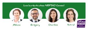 Lauréats NEPSIO Conseil Green Belt Lean management