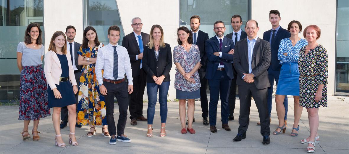 L'équipe NEPSIO Conseil
